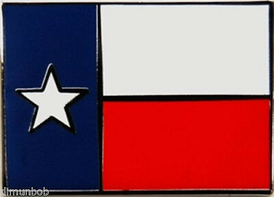 Lone Star Flag of Texas Hat Pin / Tie Tack