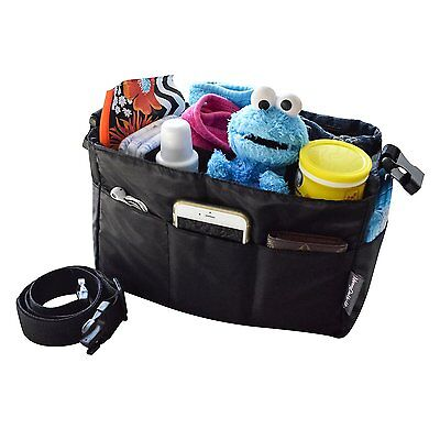 bag diaper organizer insert baby nappy portable storage outdoor changing travel