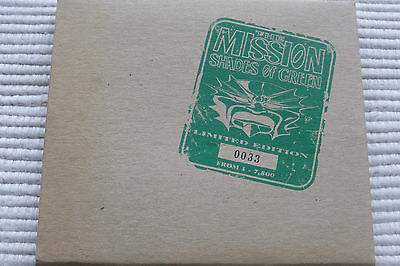The Mission Shades of Green Limited CD Single