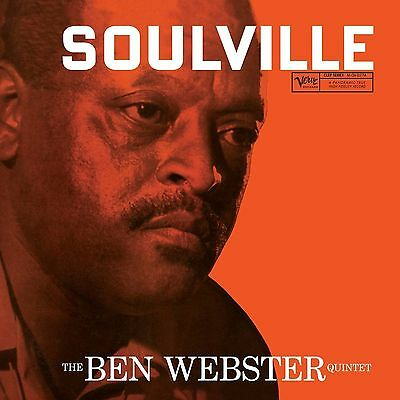 Ben Webster - Soulville+2 LPs 200g 45rpm+Analogue Productions+NEU+OVP