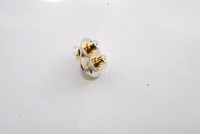 SME 3012 & 3009 s2 RCA conversion kit stainless steel
