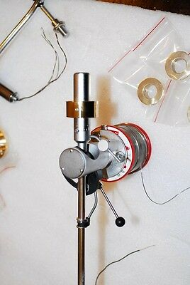 Fidelity Research FR-24 and MKII Tonearm heavy counter weight