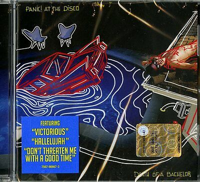 Panic! At the disco - Death Of A Bachelor CD (new album/sealed)