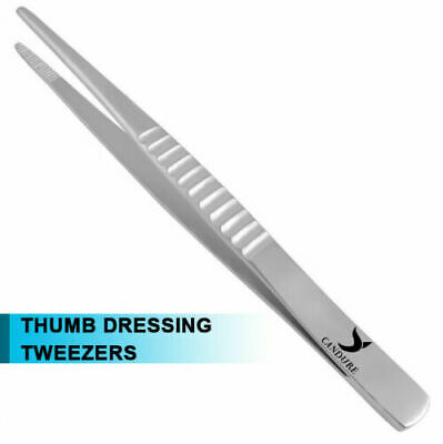 Four Professional Eyebrow tweezers pointed-Slanted- Curved plucker  Tweezerette