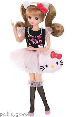 Hello Kitty Daisuki Licca-chan Doll - Takara Tomy Licca toy for