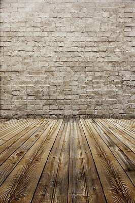 Professional Brick Wall Vinyl Photo Studio Backdrop Photography Background 3x5ft