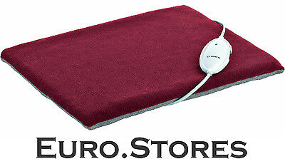 Bosch RelaxxTherm PFP1136  Heating Pad 60W Bordeaux Fast Heating  GENUINE NEW