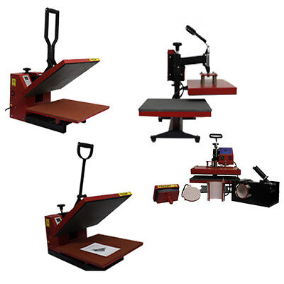 UKPress Red Star range PROMOTIONAL OFFER FOR T SHIRT PRESSING/ PRINTING Machines