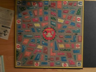 Dragnet /game board only/ 50's