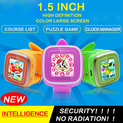 Kids Boy Girl Smart Digital Wrist Watch Multi Function Game Sport Pre School Toy