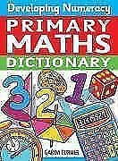 Turner Garda-Developing Numeracy: Primary Maths Dictionary BOOK NEU