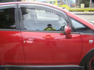 Mitsubishi Colt Right Front Door Shell Rg, Ralliart Hatch, 01/02-09/11