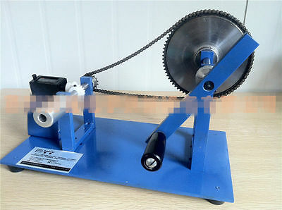 Brand new Manual Hand Coil Counting Winding Winder Machine for thick wire 2mm a