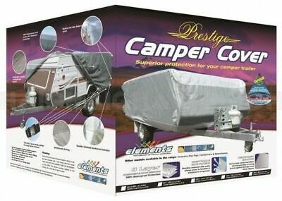 PRESTIGE CAMPER TRAILER COVER  2.4M TO 3.1M 8ft-10ft  suits Jayco Dove & Finch
