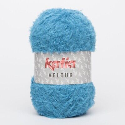 Katia San Remo 080 teal 50g Wolle 7.90 EUR pro 100 g