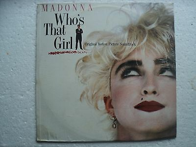Madonna - Who's that Girl - Ultra Rare Philippines LP // SEALED