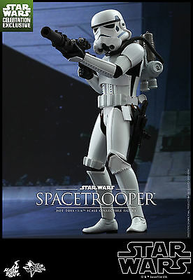 Hot Toys 1/6 Star Wars Episode Iv A New Hope Mms291 Spacetrooper Action Figure
