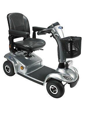 invacare comet scooter elektromobil 4 rad 15 km h kaum. Black Bedroom Furniture Sets. Home Design Ideas