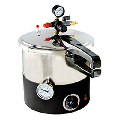 Heat Regulated Pressure Pot For Your Denture Lab