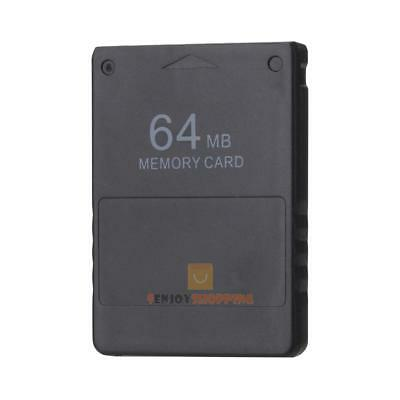 64 MB 64MB 64M Memory Card Game Data Storage Stick for Sony PlayStation 2 PS2