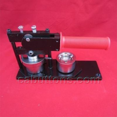 """1-1/4"""" inch New High Quality Made in USA Tecre Button Maker Machine Press"""