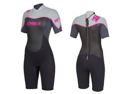Jobe Progress Mistress Shorty 2.5/2 Ladies Wetsuit Jetski Wakeboard Waterski