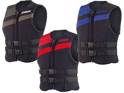 Jobe Progress Neo Vest Mens Buoyancy Aid Jetski Wakeboard Waterski Kayak Sup