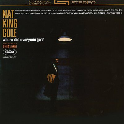 Nat King Cole - Where Did ... ++ 2 LPs 180g 45rpm+++Analogue Productions+++NEU