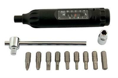 Kamasa 56094 Torque Screwdriver Set for Bicycles