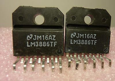 Lm3886Tf / Ic / Sip / 2 Pieces (Qzty)
