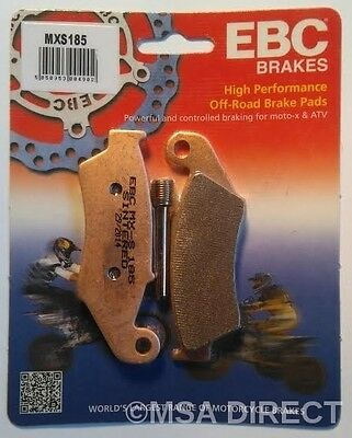 Kawasaki KLX250 (1993 to 2007) EBC Sintered RACE FRONT Brake Pads (MXS185)