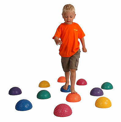 Vital Physio Stepping Stone Balance Training Exercise Children Therapy Yoga Gym