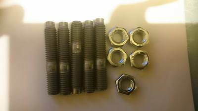 Peugeot 205 1.6 & 1.9 GTi Inlet manifold stud and Nut Kit, ideal for Carb's etc