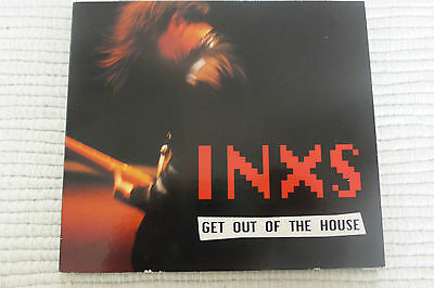 INXS - Get Out of My House CD Promotional Sampler