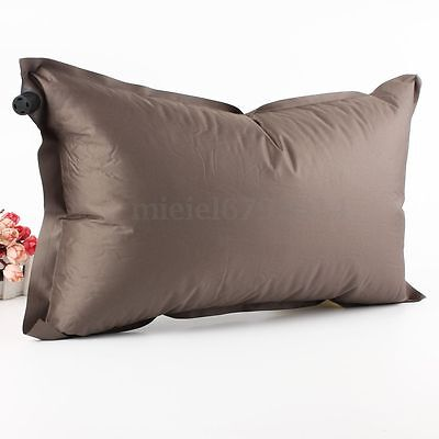 New Air Pillow Polyester Self-Inflating For Outdoor Camping Head Rest Sleeping
