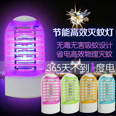 Home Innovations Electronic Bug Zapper-Ideal Use Indoors Mosquito Insect Killer