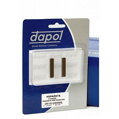 Easi-Fit Magnetic Coupling Activation Magnets (2) - Dapol 2A-000-006 - free post