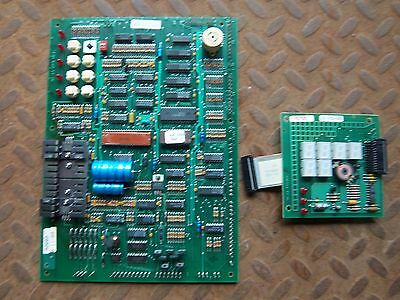 "AP7000 6000 ""REFURBISHED""AUTOMATIC PRODUCTS CONTROL BOARD ""W/FREE display board"""