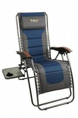 NEW Oztrail  Sun Lounge Deluxe - Camping Chairs & Beds