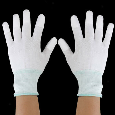 Quilters Free Motion Machine Quilting Sewing Grip Gloves FINGERTIP HIGH GRIP