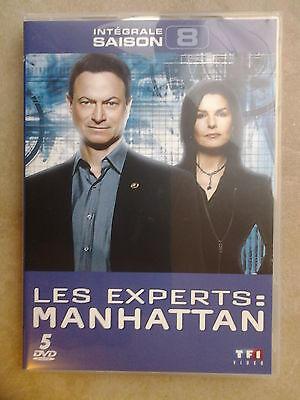 Les Experts : Manhattan saison 8 en français