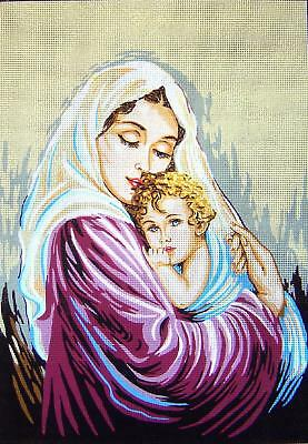Gobelin L Tapestry/Needlepoint Canvas - Madonna and Child