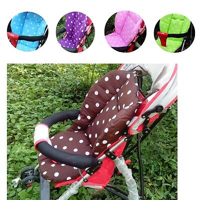 Multicolor Air Flow Baby Infant Stroller Seat Pushchair Cushion Cotton Mat Dot