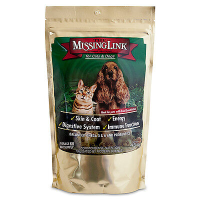 The Missing Link For Cats and Dogs - Skin & Coat - 454g