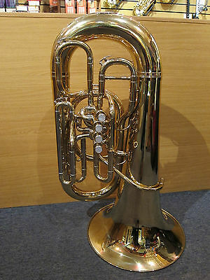 Besson Sovereign BE983 front action EE flat tuba (lacquer)