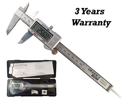 6-150mm-Digital-LCD-Vernier-Caliper-Micrometer-Hardened-Stainless-Steel
