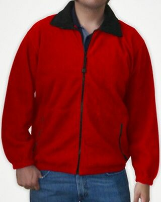 Mens Womens Fleece Full Zip Winter Jackets & Coats- Plus Sizes available - NEW!!