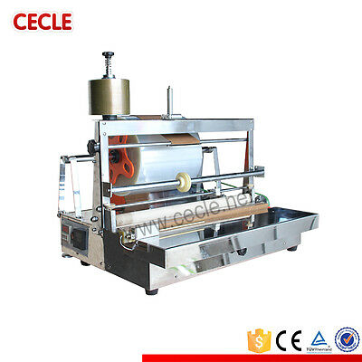 ACW-88A Manufacturer Various Size Perfume Box Wrapping Machine Wrapper