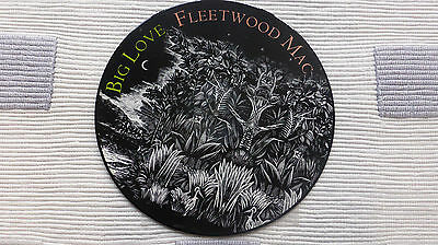 Fleetwood Mac Big Love (Very Rare)Picture Disc