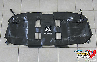 2014-2017 Ram 1500 3.0L EcoDiesel Cold Weather Front End Grille Cover Mopar OEM